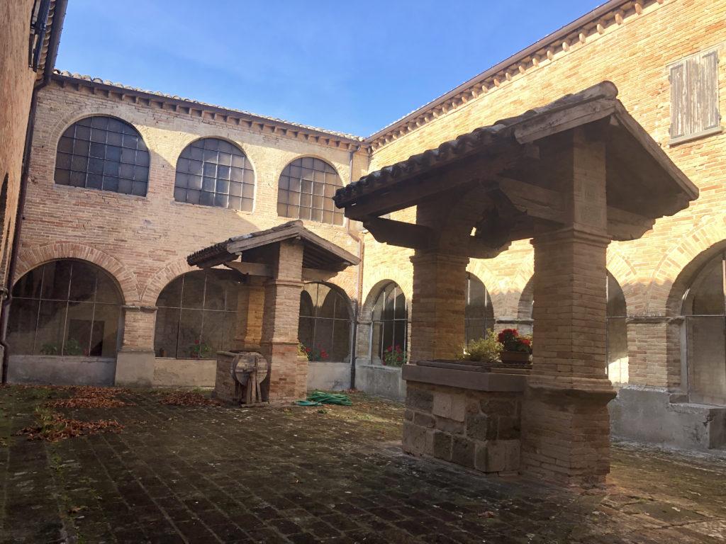 Convento di Montefiorentino carpegna
